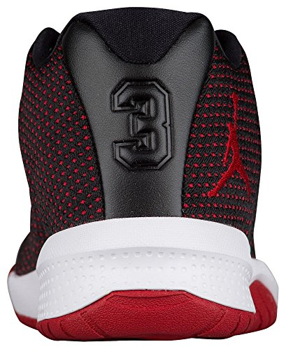 Nike Wmn Jordan B.Fly BG Black Red Wht Black