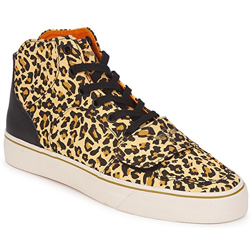 Creative Recreation W Cesario XVI M Sneaker Damen Leopard - 36 - Sneaker High (Cesario Creative Recreation Lo)