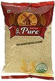 #9: Papas Pure Sona Masuri Raw Rice Economy, 1kg
