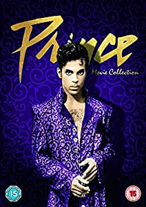 Prince - Movie Collection  [DVD] [2016]
