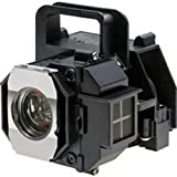 Mogobe 3LCD Projector Replacement Lamp B...