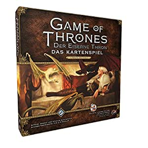Heidelberger HEI0351 Game of Thrones Kartenspiel: Eiserne Thron Grundset 2. Edition, Spiel