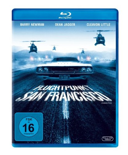 Fluchtpunkt San Francisco [Blu-ray] - Mustang 1971 Ford