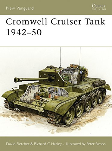 Cromwell Cruiser Tank 1942-50 (New Vanguard, Band 104) (Land Cruiser Tank)