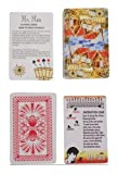 iZED Magic Marked SPY Magician Playing Cards 2 Decks Best for Flash