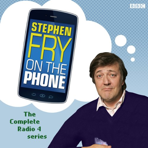 Stephen Fry On The Phone  The Complete Radio 4 Series Serie Marine Radios