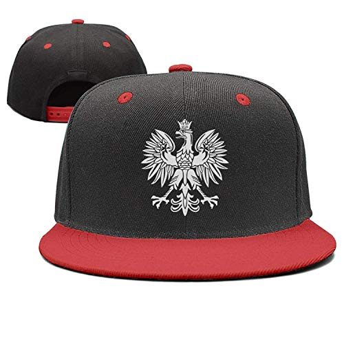 Sdltkhy Polska Eagle Poland Pride Washed Retro Adjustable Cowboy Deckel Trucker Hats for Women and Men Unisex10 -