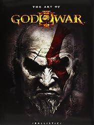Art of God of War III (Art of the Game) by Daniel P Wade (2010-11-30)