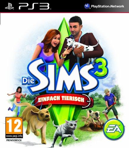 Die Sims 3: Einfach tierisch - Die 3-spiele Sims