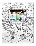 Sea Shells Coloring Mat - 11x14