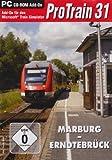 Train Simulator - ProTrain 31: Marburg Erntebrück - Die obere Lahntalbahn -