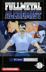 Fullmetal Alchemist Edition simple Tome 24