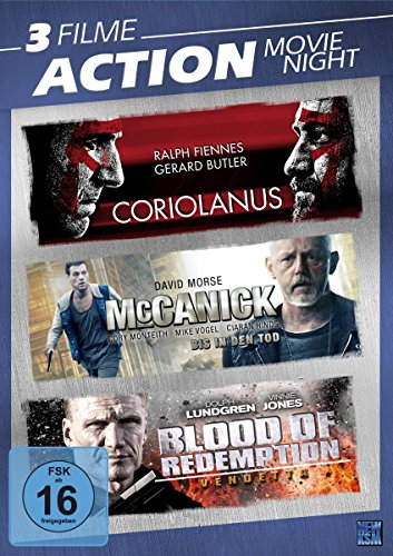 Action Movie Night [4 DVD Set]