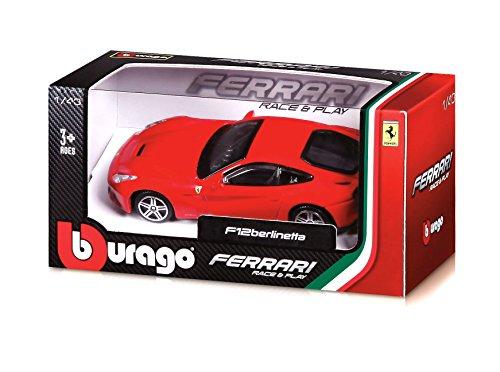 Bburago Maisto France 36100 Ferrari  - Echelle 1/43 Modèle Aléatoire 4893993361007