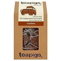 Teapigs Thé Rooibos 50 par paquet