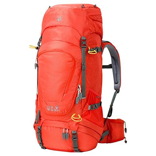 Jack Wolfskin Trekking Rucksack Highland Trail XT 45 Damen Lobster Red