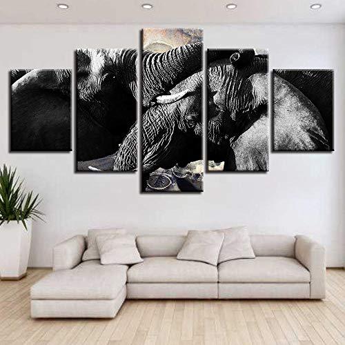 lcyab Decoración De Pared Imagen En Blanco Y Negro De Arte Decoración...