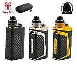 IJOY RDTA Box Mini 100W Express Kit Li-Po 2600mAh batteria integrata Borsa vapeonly senza nicotina, senza tabacco (colore nero)