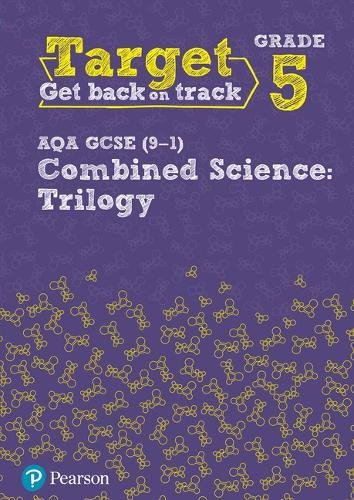 Target Grade 5 AQA GCSE (9-1) Combined Science Intervention Workbook thumbnail