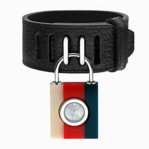Gucci Reloj Costance plexiglás ya150515
