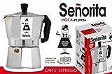 CAFFETTIERA MOCA EXPRESS 12 TAZZE CON GUARNIZIONE IN SILICONE immagine