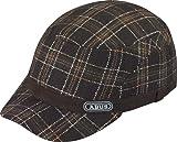 Abus Uni Fahrradhelm Metronaut, tweed brown, 53-59 cm, 52550-6