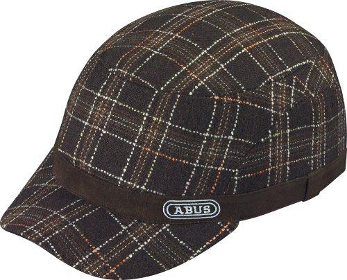 ABUS Uni Fahrradhelm Metronaut, tweed brown, 58-63 cm, 52551-3