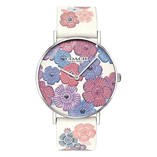 Casual 14503044 Multicolored Dial Women's Analog Coach Quartz Coach Perry