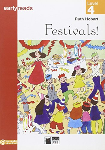 Festivals! Book Audio (Early reads)