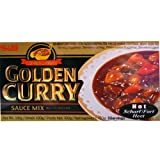 S&B Golden Curry Scharf Japan 100g