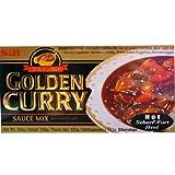 S&B Golden Curry Scharf