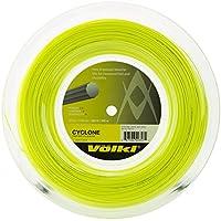 Volkl Cyclone carrete neón cuerda para raqueta de tenis - V22113-16-Gram, Amarillo