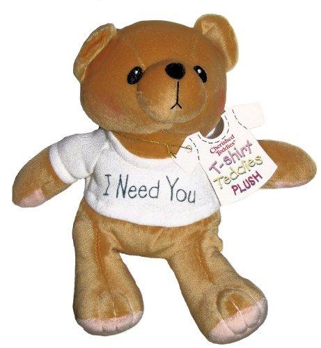 I Need You Teddy Plüsch: T-shirt -