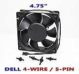 Dell Dimension Precision XPS PowerEdge Fan Montage 0p8192P8192