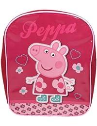 Peppa Pig, Schulrucksack Pink rose preisvergleich bei kinderzimmerdekopreise.eu