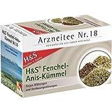 H&S FENCHEL ANIS KÜMMEL Filterbeutel 20St H&S TEE 2070447