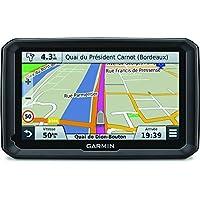"Garmin Dezl 770LMT - Navegador GPS con mapas de por Vida y tráfico en Directo (Pantalla de 7"", Mapa Europa Completo)"