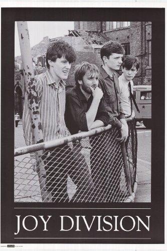 Joy Division Reproduktion Foto Poster no.1 40x30 cm (Kunstdrucke Joy Division)