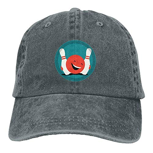 ng Denim Hat Adjustable Men's Funny Baseball Cap ()