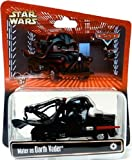 Disney Star Wars Pixar Cars - MATER as DARTH VADER - 1:55 Scale Die Cast - Theme Park Exclusive - Limited Edition by Disney
