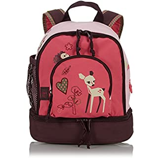 51MURDxOo6L. SS324  - LÄSSIG Mochila Infantil para niños pequeño/Mini Backpack, Little Tree