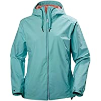 2017 Helly Hansen Ladies Marstrand Rain Jacket Blue Tint 64018