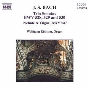 Trio Son Org Bwv 528-530/Prelu