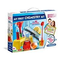 Clementoni 61247 Science Kits Educational Toys  8 Years & Above,Multi color