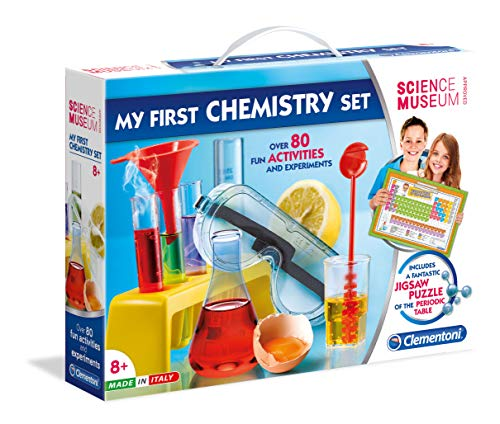 Science Museum Clementoni - My First Chemistry Set