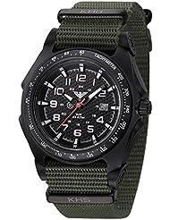 KHS Sentinel A Black | Nato Olive