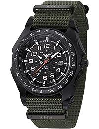 KHS Tactical Watch, Sentinel analog, Natoband oliv, KHS.SEAB.NO