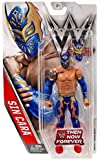 WWE Sin Cara Then Now Forever Mattel Wrestling 6 Inch Action Figure