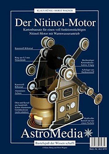 Der Nitinol-Motor - Bausatz