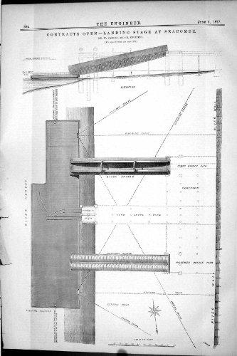 1877 Contrats de Construction Ouvrent l'Étape d'Atterrissage Seacombe Carson